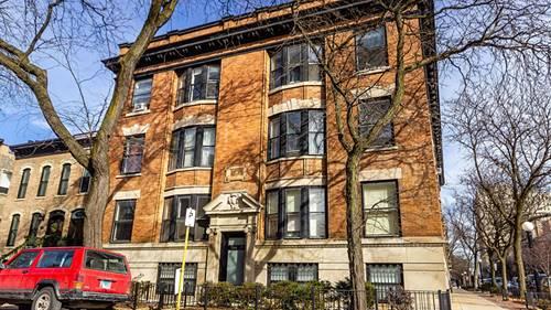 2103 N Hudson Unit 1, Chicago, IL 60614 Lincoln Park