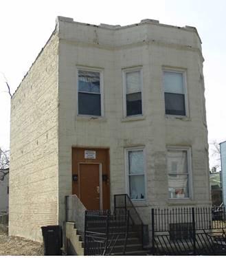 4217 W Monroe, Chicago, IL 60624 West Garfield Park