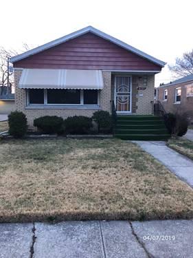 8733 S Fairfield, Evergreen Park, IL 60805