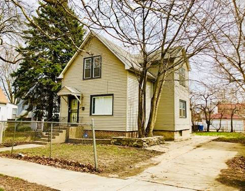 10151 S Wallace, Chicago, IL 60628 Fernwood