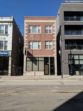 2216 W Chicago Unit 1R, Chicago, IL 60622 Ukrainian Village