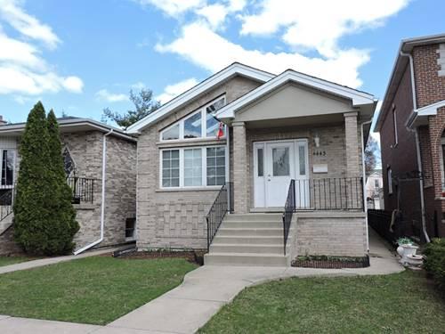 4443 N Newland, Harwood Heights, IL 60706