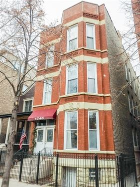 1746 W Ohio Unit 1F, Chicago, IL 60622 East Village
