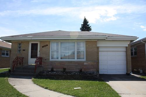 7605 W Gunnison, Harwood Heights, IL 60706