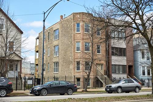 1914 N Kedzie Unit G, Chicago, IL 60647 Logan Square