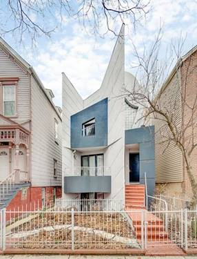 1523 W Barry, Chicago, IL 60657 Lakeview