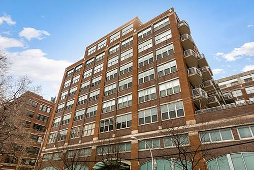 933 W Van Buren Unit 422, Chicago, IL 60607 West Loop