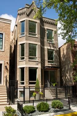 1732 N Wolcott, Chicago, IL 60622 Bucktown