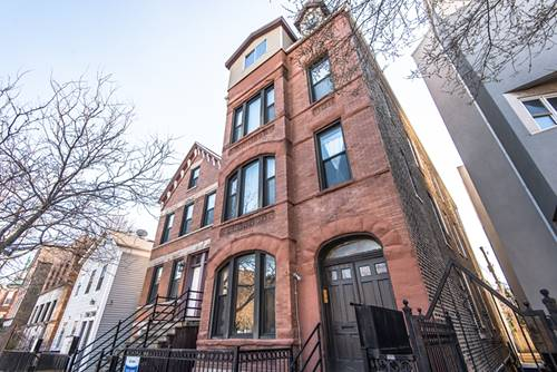 1454 N Greenview Unit 2F, Chicago, IL 60622 Noble Square