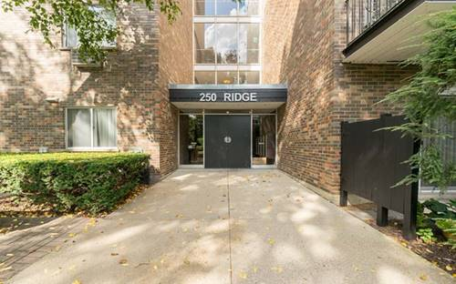 250 Ridge Unit 4C, Evanston, IL 60202