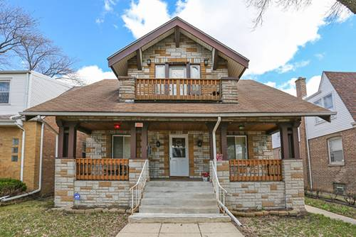 3055 N Oak Park, Chicago, IL 60634 Montclare