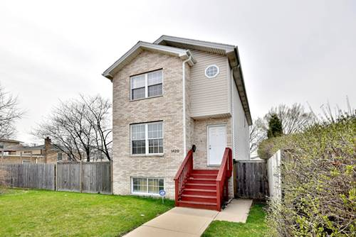 1425 Harlem, Forest Park, IL 60130
