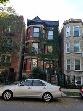 3136 N Clifton Unit 1R, Chicago, IL 60657 Lakeview