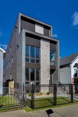 1702 N Washtenaw Unit 3, Chicago, IL 60647 Logan Square