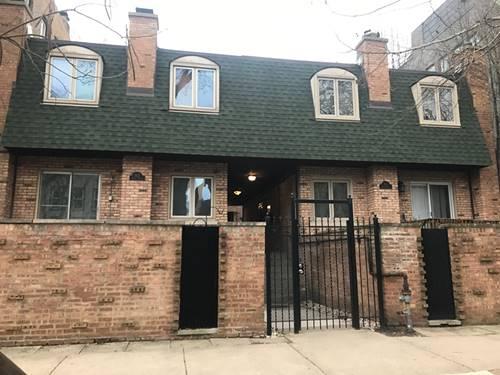 1831 N Hudson Unit D, Chicago, IL 60614 Lincoln Park