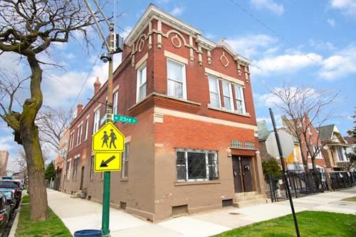 3258 W 23rd Unit 1F, Chicago, IL 60623 Little Village