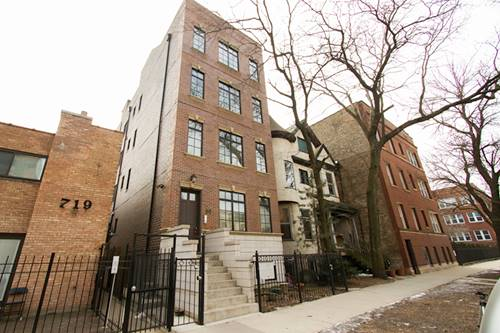 721 W Buckingham Unit 1, Chicago, IL 60657 Lakeview