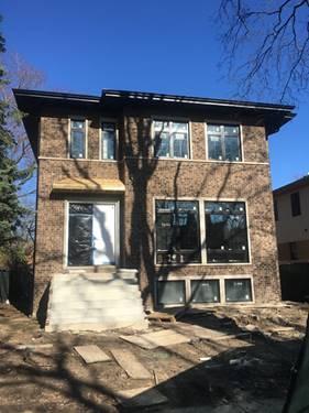 5927 N Kenneth, Chicago, IL 60646 Sauganash