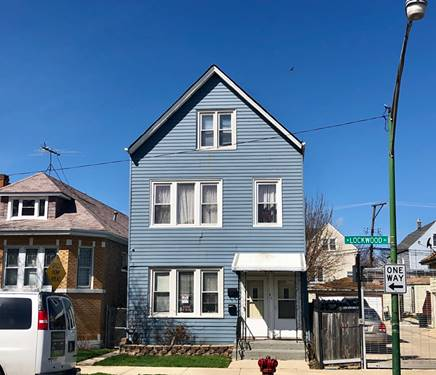 2062 N Lockwood, Chicago, IL 60639 Belmont Cragin