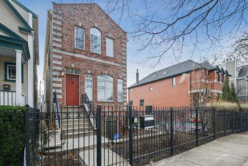 1843 W Fletcher, Chicago, IL 60657 Hamlin Park