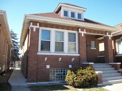 4912 S Keeler, Chicago, IL 60632 Archer Heights