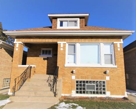 3939 N Newcastle, Chicago, IL 60634 Dunning