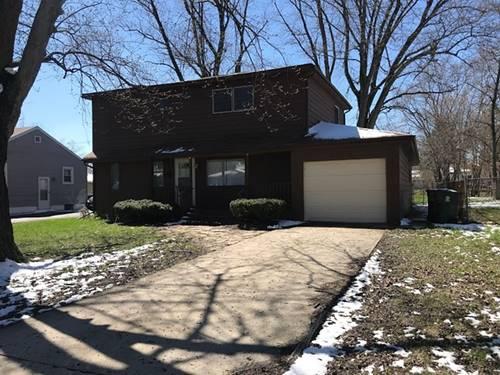 22016 Millard, Richton Park, IL 60471