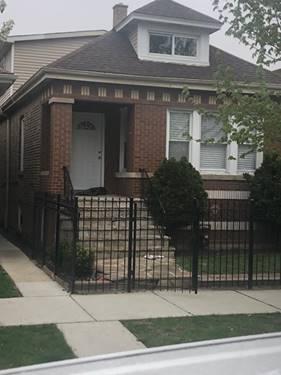 3446 W 60th, Chicago, IL 60629 Chicago Lawn