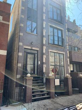 1025 N Marshfield Unit 2, Chicago, IL 60622 East Village