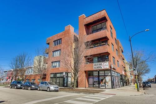 2402 W Mclean Unit 403, Chicago, IL 60647 Logan Square