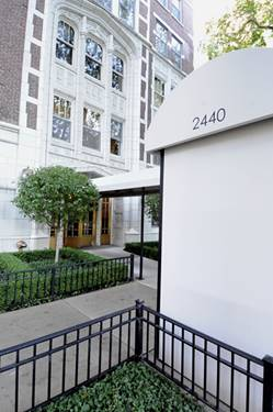 2440 N Lakeview Unit 7D, Chicago, IL 60614 Lincoln Park