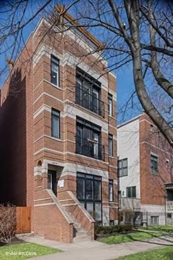 2208 W Addison Unit 3, Chicago, IL 60618 Northcenter