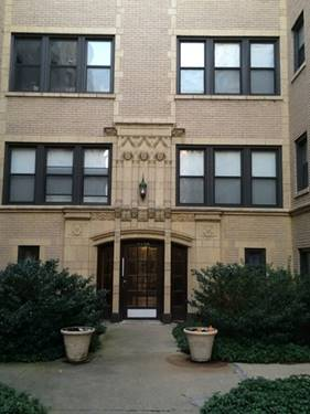 7438 N Hermitage Unit 1F, Chicago, IL 60626 Rogers Park
