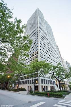 1100 N Lake Shore Unit 9C, Chicago, IL 60611 Gold Coast