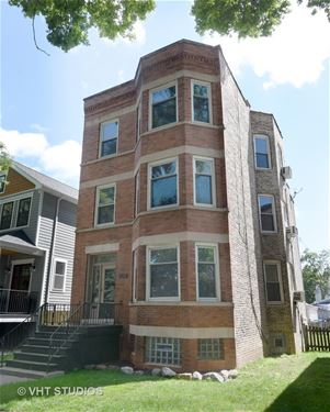 4021 N Whipple, Chicago, IL 60618