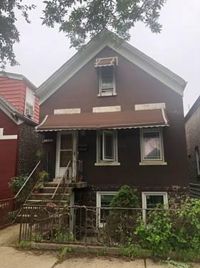 3143 S Racine, Chicago, IL 60608 Bridgeport