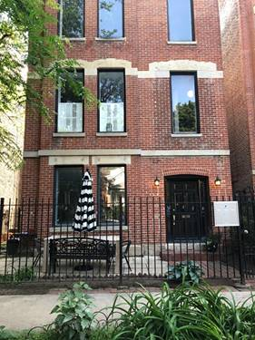2046 N Bissell Unit 1, Chicago, IL 60614 Lincoln Park