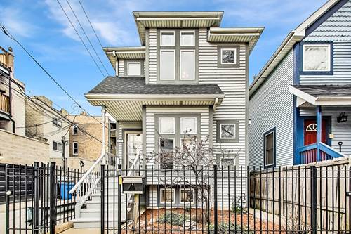 1646 W Beach, Chicago, IL 60622 Wicker Park