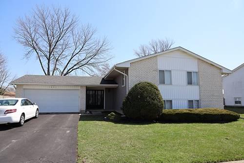 1491 Worden, Elk Grove Village, IL 60007