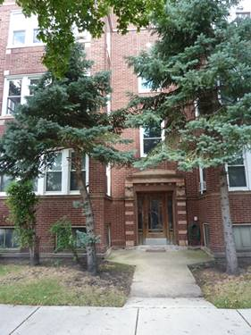 1740 W Gregory Unit 3E, Chicago, IL 60640 Andersonville