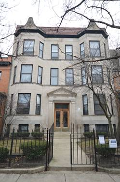 1415 W Belle Plaine Unit 2, Chicago, IL 60613 Graceland West