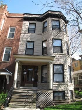 1826 W Patterson Unit 3, Chicago, IL 60613 Northcenter