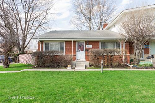 8645 N National, Niles, IL 60714