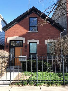 1810 W Huron, Chicago, IL 60622 East Village