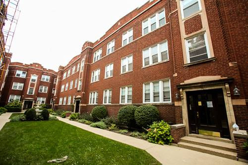 1342 W Estes Unit 3S, Chicago, IL 60626 Rogers Park