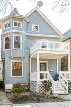 1459 W Sunnyside, Chicago, IL 60640 Ravenswood
