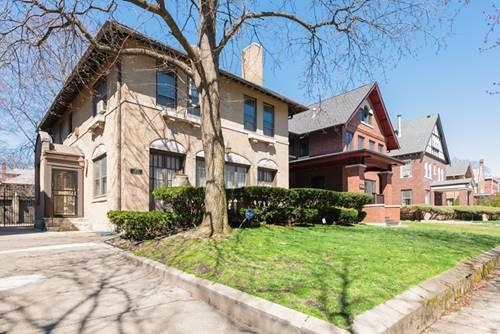 6936 S Euclid, Chicago, IL 60649 Jackson Park Highlands