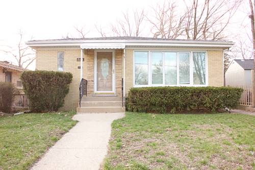 8656 Gross Point, Skokie, IL 60077