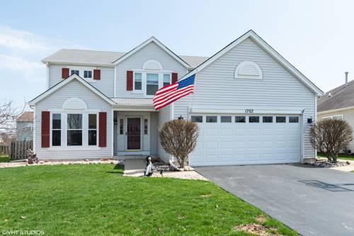 1702 Tall Oaks, Plainfield, IL 60586