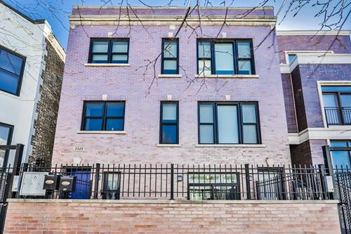 1525 N Claremont Unit 1A, Chicago, IL 60622 Wicker Park